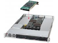 SuperServer 6016GT-TF-FM109 - 1x nVidia Tesla M2090 GPU